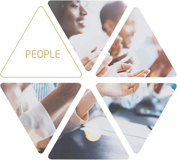 Affinity Group People Image